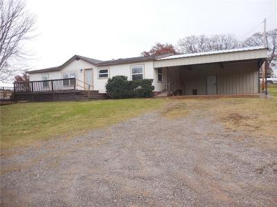 Guthrie Single Family Home For Sale: 628 W Seward Road