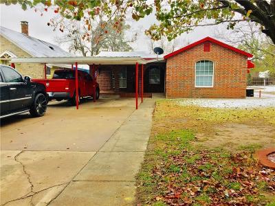 Oklahoma City OK Single Family Home For Sale: $134,999