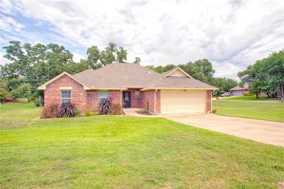 Guthrie Single Family Home For Sale: 1061 Lost Oak