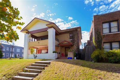 Oklahoma City Multi Family Home For Sale: 2417 N Robinson Avenue