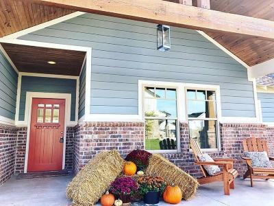 Edmond Single Family Home For Sale: 3516 Pavilion Place