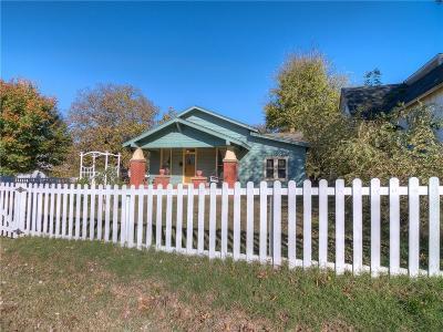 Guthrie Single Family Home For Sale: 704 E Vilas Avenue