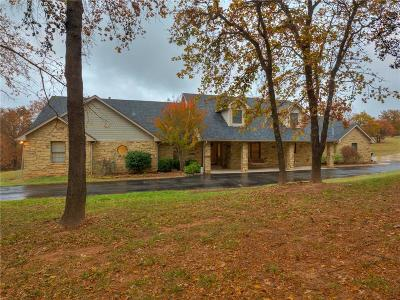 Edmond Single Family Home For Sale: 13701 Deep Fork Point