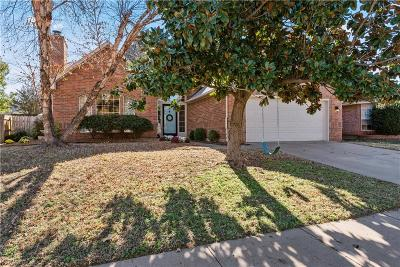 Edmond Single Family Home For Sale: 1504 NW 182nd Street