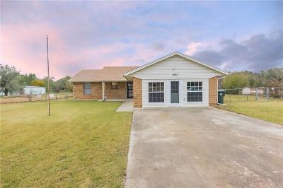 Midwest City Single Family Home Pending: 8533 NE 15th Street