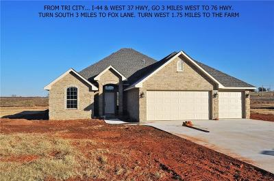 Blanchard Single Family Home For Sale: 989 County Street 2982