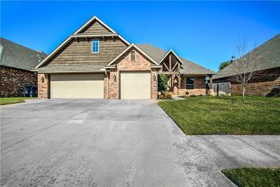 Oklahoma City OK Single Family Home For Sale: $270,000