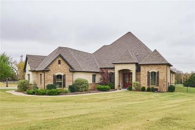 Oklahoma City Single Family Home For Sale: 8500 SW 109th Court