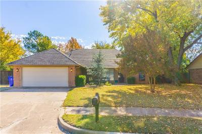 Norman Single Family Home For Sale: 3104 Creekwood Court