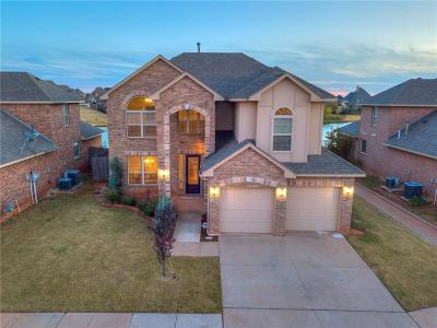 Edmond Single Family Home For Sale: 3536 NW 176th Street