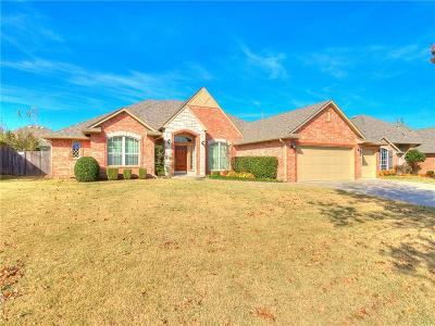 Norman Single Family Home For Sale: 3821 Carrington Lane