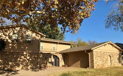 Oklahoma City OK Single Family Home For Sale: $220,000