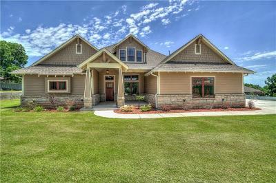 Shawnee Single Family Home For Sale: 1921 Carlton Lane