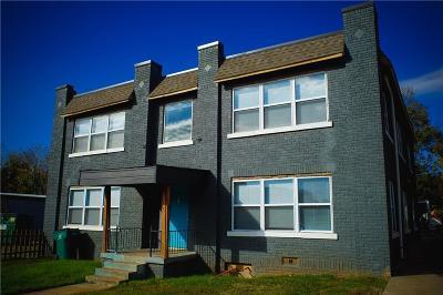 Oklahoma City OK Multi Family Home For Sale: $375,000