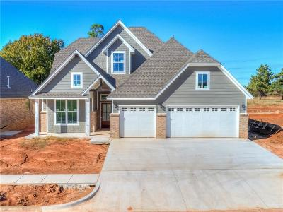 Edmond Single Family Home For Sale: 609 NW 188th Street