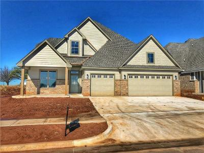 Edmond Single Family Home For Sale: 613 NW 188th Street
