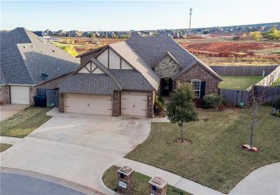 Edmond Single Family Home For Sale: 18409 Haslemere Lane