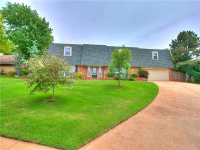 Edmond Single Family Home For Sale: 2612 Bent Trail Road