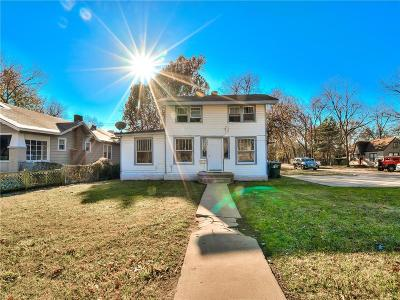 Norman Single Family Home For Sale: 904 Miller Ave