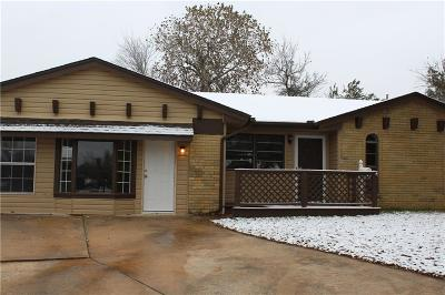 Norman Single Family Home For Sale: 2717 Briarcliff Court