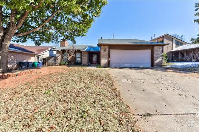 Single Family Home For Sale: 10804 Bayberry Drive