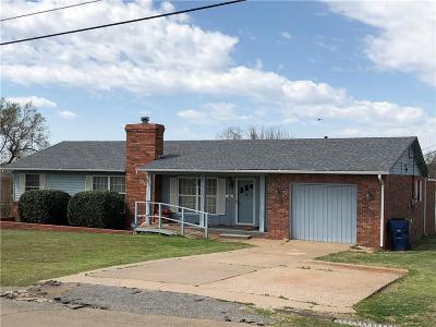 Guthrie Single Family Home For Sale: 505 Lombardy Road