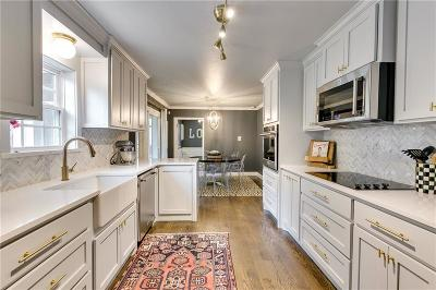 Oklahoma City Single Family Home For Sale: 2506 NW 58th Street