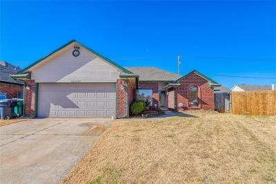 Single Family Home For Sale: 10305 S Hillcrest Drive