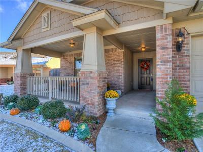 Edmond Single Family Home For Sale: 18612 Ochoa Drive