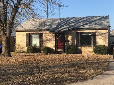 Norman Single Family Home For Sale: 217 North Base Avenue