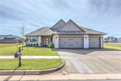 Edmond Single Family Home For Sale: 3924 NW 167th Terrace
