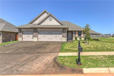 Edmond Single Family Home For Sale: 7205 NW 156th Street
