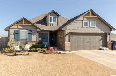 Edmond Single Family Home For Sale: 8300 NW 160th Court