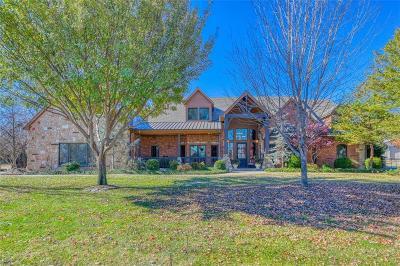 Oklahoma City Single Family Home For Sale: 9201 Wheatland Drive