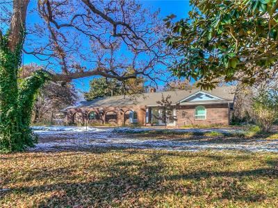 Edmond Single Family Home For Sale: 1733 Red Fox Road