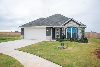 Edmond Single Family Home For Sale: 4237 NW 154th Street