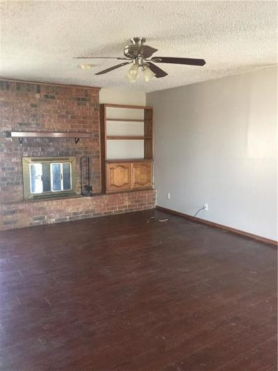 Mustang Single Family Home Pending: 812 S Morgan