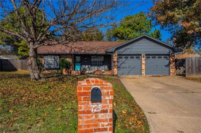 Moore Single Family Home For Sale: 725 Wood Crest