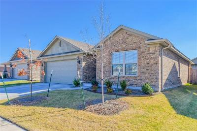 Norman Single Family Home For Sale: 814 Mossy Road