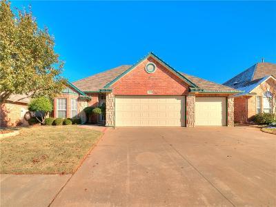 Edmond Single Family Home For Sale: 16608 Farmington Way