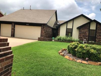 Oklahoma City Single Family Home For Sale: 4432 Rankin Road