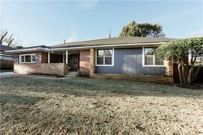 Oklahoma City Single Family Home For Sale: 419 NW 46th Terrace