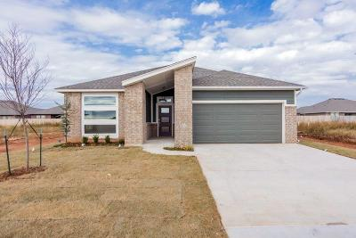 Yukon Single Family Home For Sale: 10709 NW 20th Street