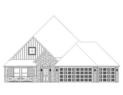 Edmond Single Family Home For Sale: 18008 Groveton Boulevard