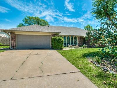 Oklahoma City Single Family Home For Sale: 12508 High Meadow