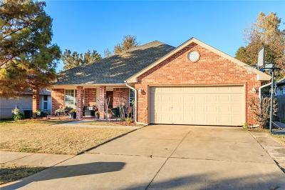 Edmond Single Family Home For Sale: 2013 Del Simmons Drive