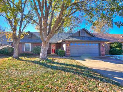 Edmond Single Family Home For Sale: 17517 Durbin Park Road