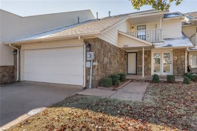 Edmond Condo/Townhouse For Sale: 605 Doe Trail
