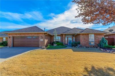 Oklahoma City Single Family Home For Sale: 8208 NW 70