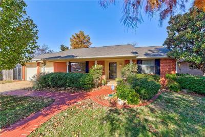 Oklahoma City OK Single Family Home For Sale: $170,000
